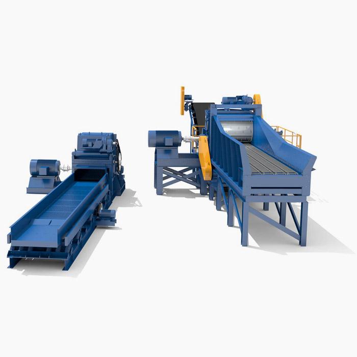 WSM base hoizontal grinders