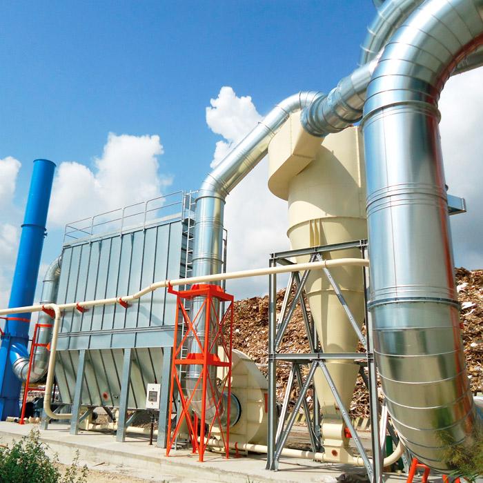 Sistema de Filtración de Aire